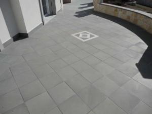 12 grey sandstone sandblasted - ardesia grigia sabbiata