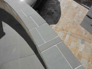 13 grey sandstone sandblasted - ardesia grigia sabbiata