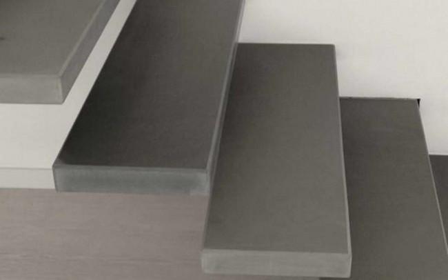 14 grey sandstone stairs - scala in ardesia grigia