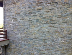 26 grey sandstone mix covering - ardesia grigia coperture