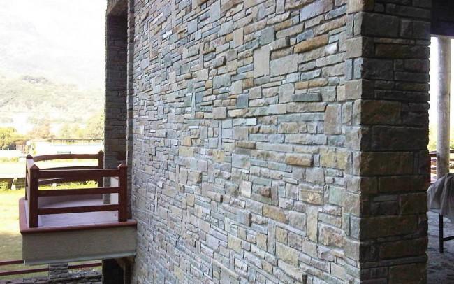 27 grey sandstone mix covering - ardesia grigia coperture