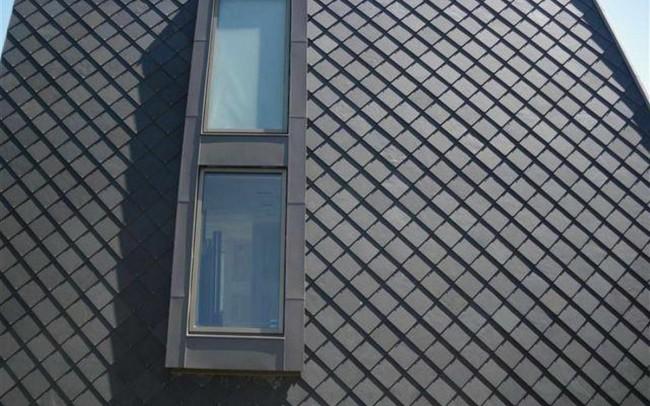 black velvet ardesia 5 rivestimento copertura tetto