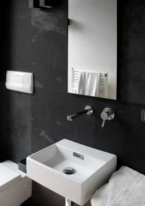 black velvet ardesia 10 rivestimento pareti bagno