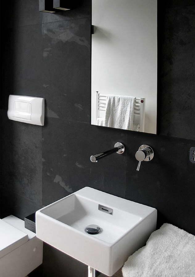 Black velvet ardesia 10 rivestimento pareti bagno balfin stone - Rivestimento pareti bagno ...