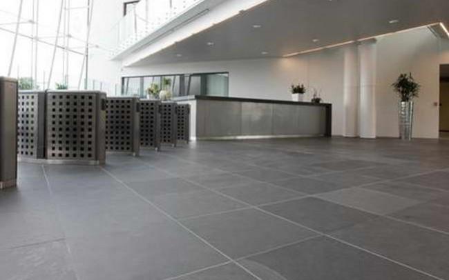 black velvet ardesia 12 mattonelle per pavimento