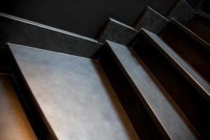 black velvet ardesia 13 gradini scala