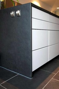 black velvet ardesia 14 rivestimento mobili cucina
