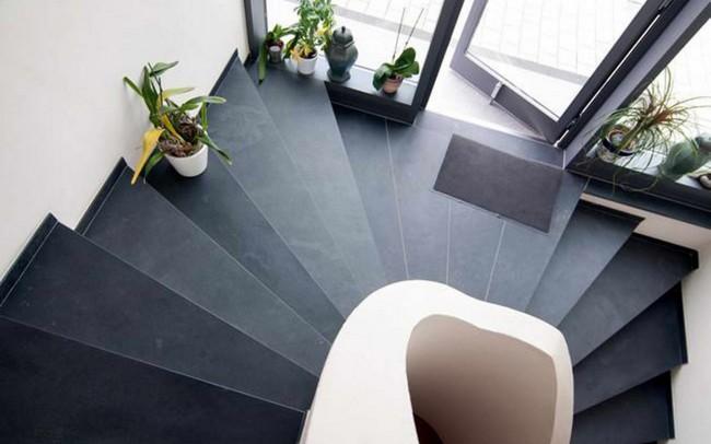 black velvet ardesia 15 gradini scale