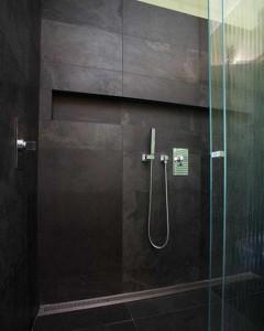black velvet ardesia 18 rivestimento pareti bagno doccia