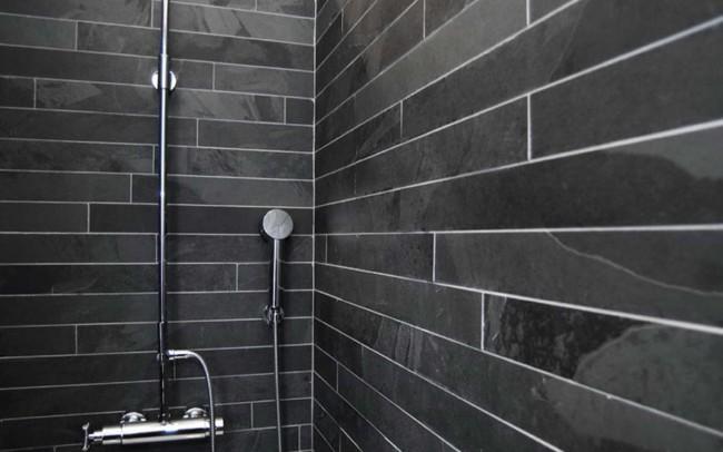 4 grafite pareti interno doccia
