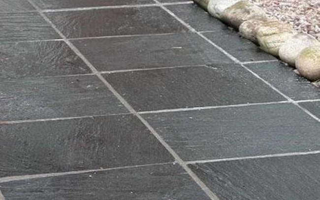 ardesia grigio oceano 6 mattonelle pavimento