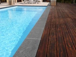 ardesia grigio oceano 10 bordi piscina, cordoli