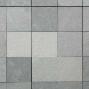 ardesia grigio oceano 14 mattonelle pareti pavimenti