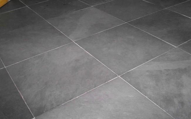 ardesia grigio oceano 24 mattonelle per pavimento