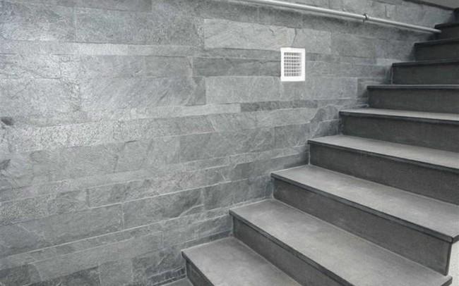 ardesia grigio oceano 35 pareti e scale