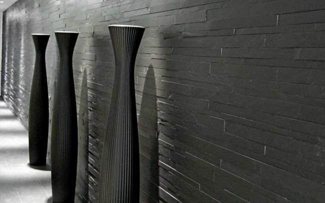 italian slate - rivestimento pareti interne in ardesia italiana