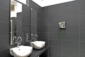 italian slate - rivestimento pareti bagno in ardesia - 31