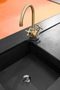 italian slate - lavabo, lavandino, piano cucina in ardesia - 34