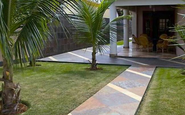 Ardesia Multicolor 4 pavimenti esterni vialetto