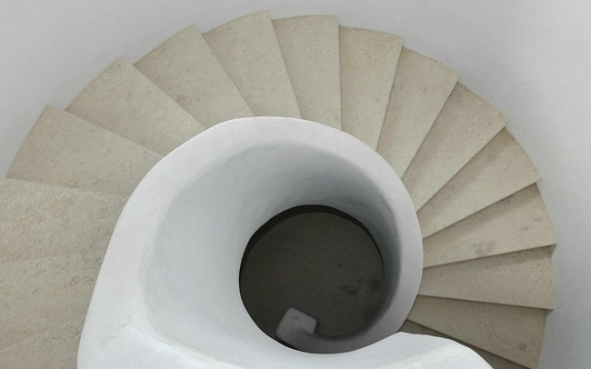 14 Pergamena Stone Brushed - Pietra Pergamena spazzolata per Scale