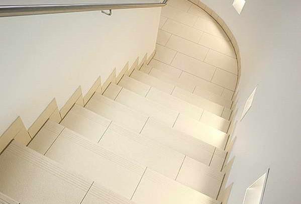 15 Pergamena Stone Sanded - Pietra Pergamena sabbiata per Scale