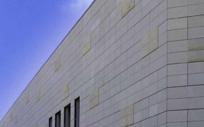 31 Pergamena Limestone Ventilated Facade - Facciate Ventilate