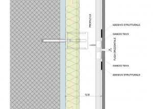 3 Luna Soluzione Standard per facciata intermedia