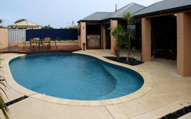 5 Pergamena Brushed for Pools - Pietra Arenaria Spazzolata per Piscine