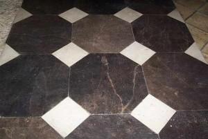 8 Palladio Brown marmo per pavimenti
