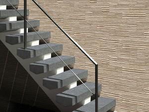 Design Scale e Gradini in Ardesia