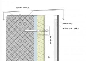 LUNA Soluzione Standard per sommità facciata