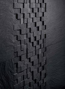 Q-Bo Ardesia per Design di Interni - 1